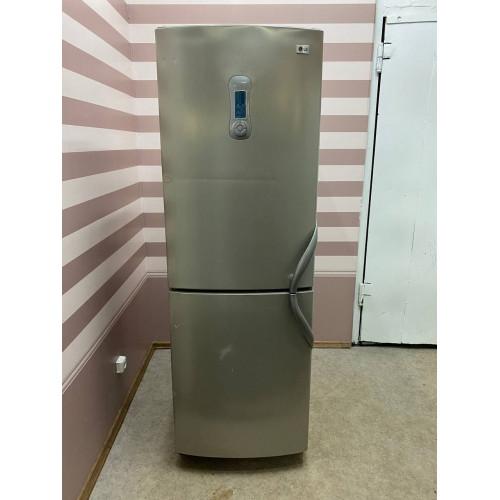 Холодильник БУ LG GR-419QTQA No Frost (высота 180см)